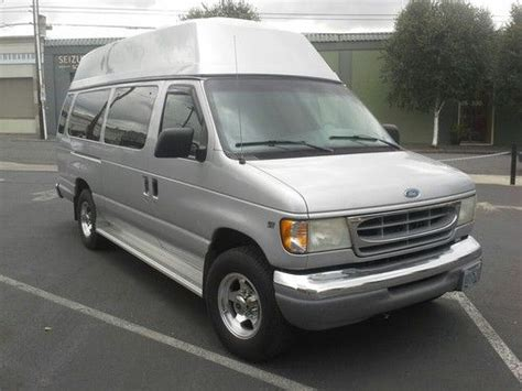 buy used 1997 ford e 350 econoline club wagon xlt hd standard passenger van 2 door 7 3l in ovid sell used 1997 ford e 350 econoline xlt extended van wheel chair assist 6 8l in portland oregon
