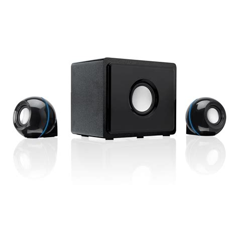 gpx  channel home theater system  subwoofer black