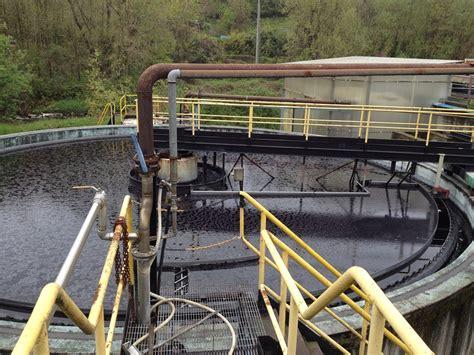 vasca di sedimentazione gaspare tronconi depuratore museoweb dell economia