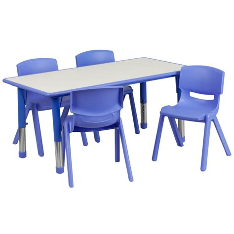 daycare table and chairs used daycare tables and preschool table and chair sets at