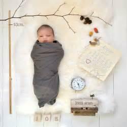symbolen geboortekaartjes met foto