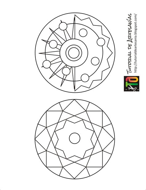 imagenes mandalas con cd tutorial de artesan 237 as mandalas con cds