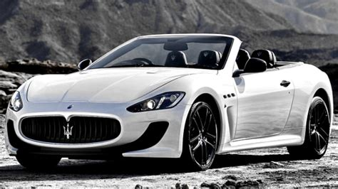 maserati white price maserati grancabrio mc stradale gets official reveal