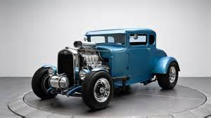 blue 1931 ford model a hd desktop wallpaper widescreen