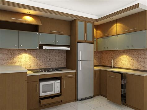 design interior dapur modern minimalis desain kitchen set minimalis rumah pinterest kitchen