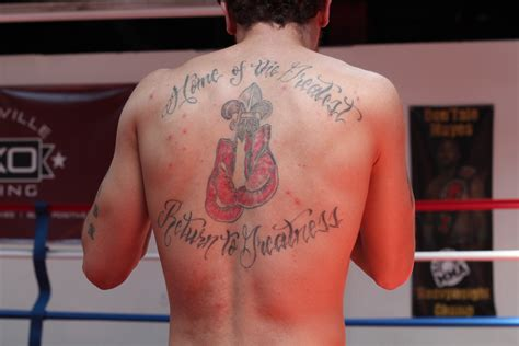 ko ali tattoo alis for louisville boxers ali s inspiration goes beyond the ring