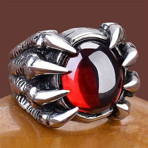 Cincin Titanium Ring Biker 3 Accessories Jewelry Skull Ring 156 best images about bad jewelry on jewellery stainless steel and heavy metal