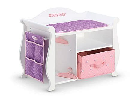 baby alive changing table 30 best bitty baby wishlist images on