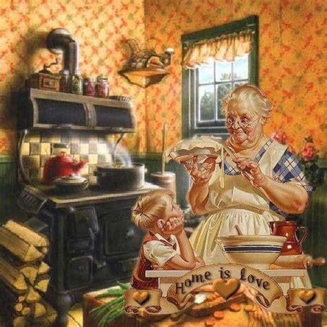 Grandmother S Kitchen s kitchen grandmas days