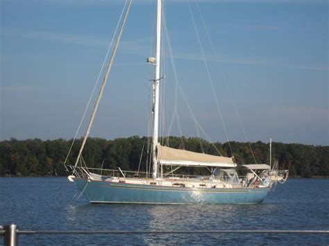 boat brokers annapolis md 1984 passport 40 sail boat for sale www yachtworld