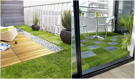 10 fabulous and chic balcony floor ideas fun corner