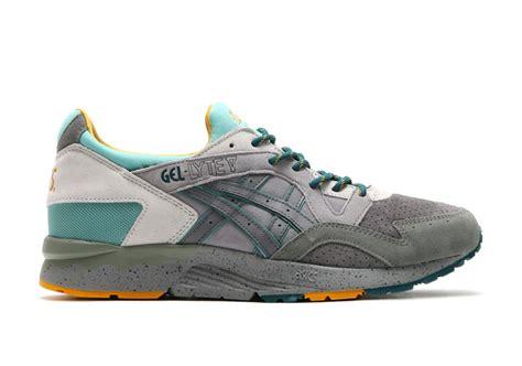 D838 Asics Gel Lyte V Grey Premium Quali Kode Rr838 asics gel lyte v carbon grey pack sneaker bar detroit