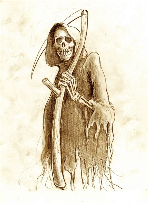 grim reaper tattoos ideas designs amp meaning