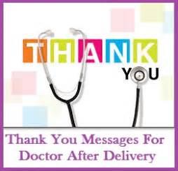 thank you messages doctors nurses