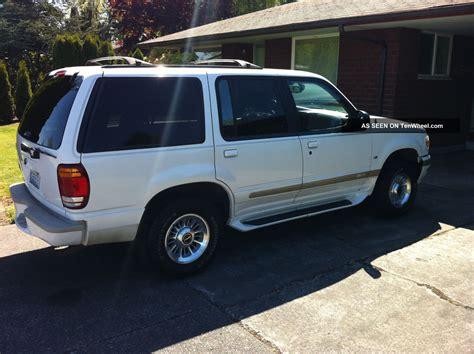 1998 ford explorer 1998 ford explorer limited sport utility 4 door 5 0l