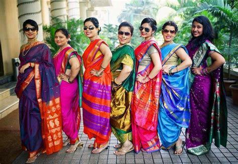 maharashtrian wedding album design navvari style in maharashtrian wedding maharashtrian