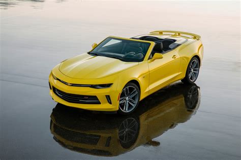 chevrolet convertibles 2016 chevrolet camaro convertible drive review