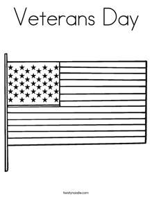 veterans day colors veterans day coloring page twisty noodle