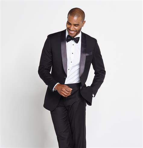 Steal the limelight with a black tuxedo   fashionarrow.com