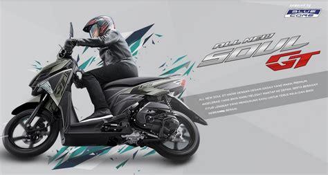 Harga Gt 100 Terbaru spesifikasi harga yamaha soul gt 125 blue