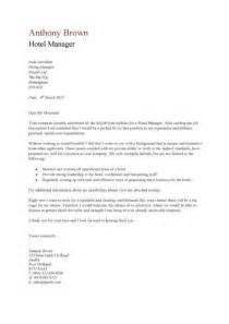 Hotel General Manager Cover Letter by Hotel Manager Cv Template Description Cv Exle