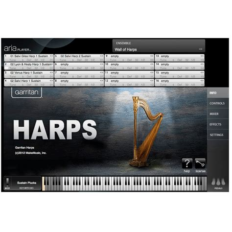 sound bank disc garritan harpen sound bank op gear4music