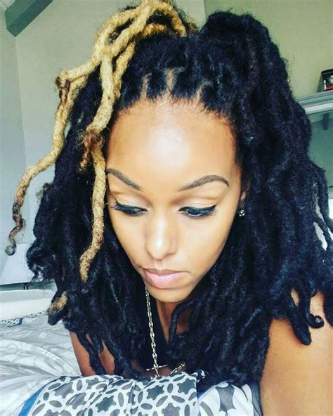 protective styl for dreads pics thick locs hairrrrr pinterest locs dreads and