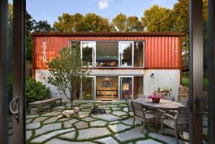 Storage Container Houses Ideas Shipping Container House Easy Home Decorating Ideas