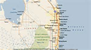 where is loxahatchee florida on a map map of loxahatchee