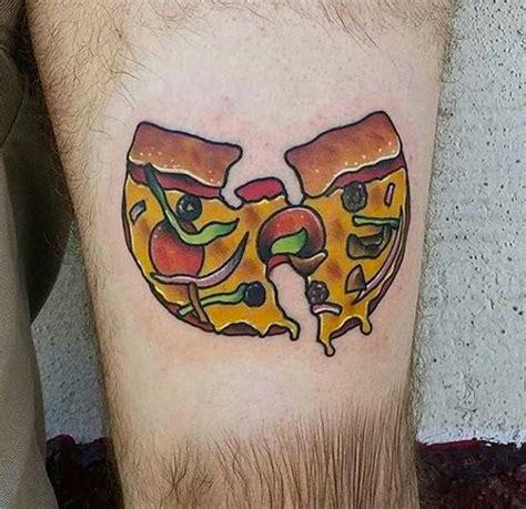 tattoo cat pizza 100 famous yummy pizza tattoos golfian com
