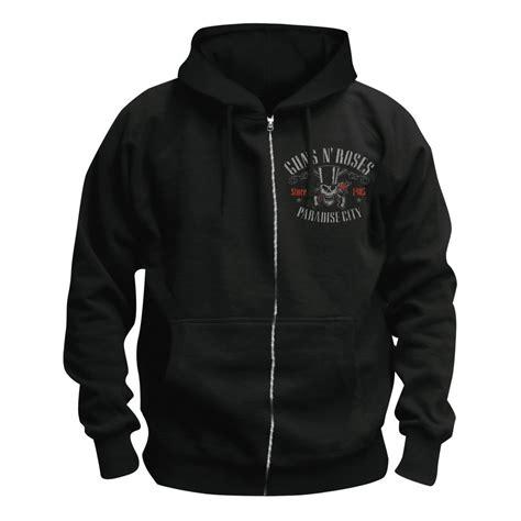 Jaket Sweater Hoddie Zipper Guns Roses Family Tre Keren Murah guns n roses zip hoodie vintage skull 49 90