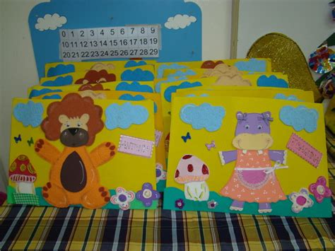 imagenes infantiles nivel inicial tapas de animales para la carpeta de trabajitos maestra