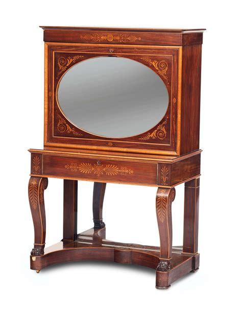 mobili carlo x mobile carlo x in legno lastronato ed intarsiato xix