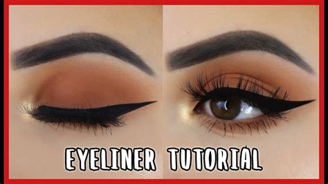 perfect winged eyeliner tutorial youtube eyeliner tutorial perfect winged liner einfach und f 220 r