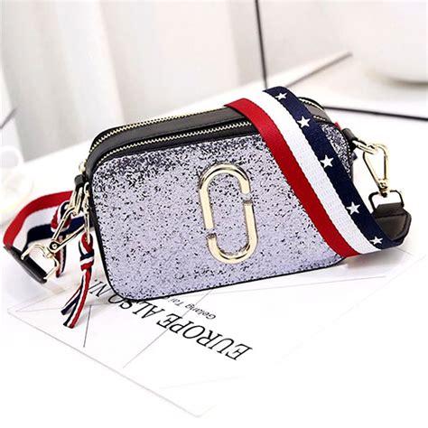 Sepatu Sport Glitter jual b1128b silver tas selempang sling bag glitter kilat