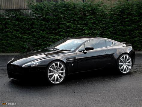 2005 Aston Martin by Project Kahn Aston Martin V8 Vantage 2005 2008 Photos