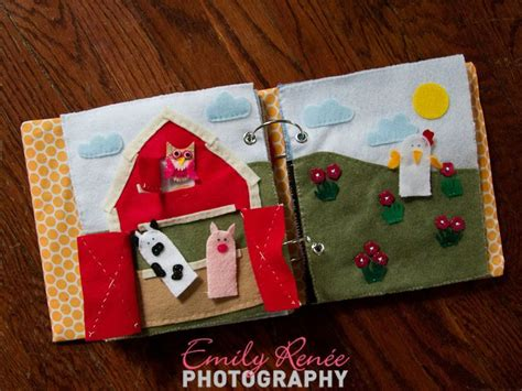 quiet book barn pattern 25 best custom animal quiet book images on pinterest