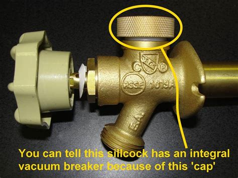 Vacuum Breaker Outdoor Faucet by How To Inspect Your Own House Part 7 Protect Your Water By Preventing Cross Connections