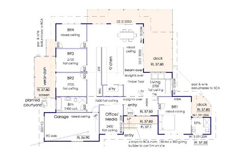 working drawing floor plan our processes ecoliving design