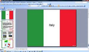 Italian Powerpoint Template by Italy Powerpoint Template