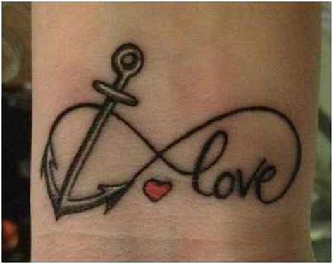imagenes de tatuajes de un infinito tatuajes infinito dise 241 o y significado 187 tatuajes tattoos
