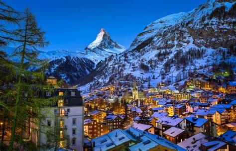 best ski resorts 12 of the best ski resorts in switzerland