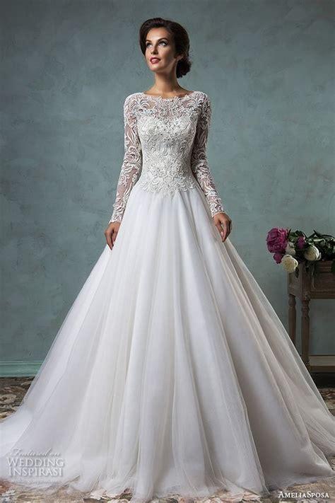winter wedding dresses uk 34 sleeve wedding dresses for fall and winter
