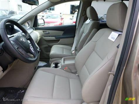 Odyssey Interior by Beige Interior 2013 Honda Odyssey Ex L Photo 71487154