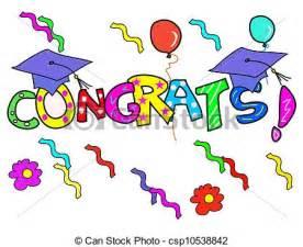 Image result for congratualtions graduation clip art