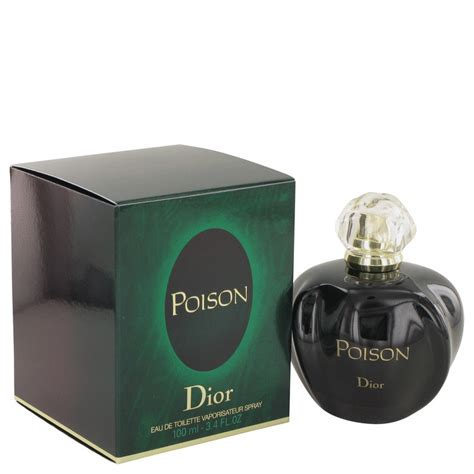 Original Parfum Poison 100ml Edp poison by christian 1985 basenotes net