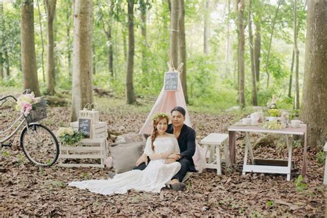 Barn Again Lodge Wawies On Their Prenuptial Shoot Part 2 Out Of Town
