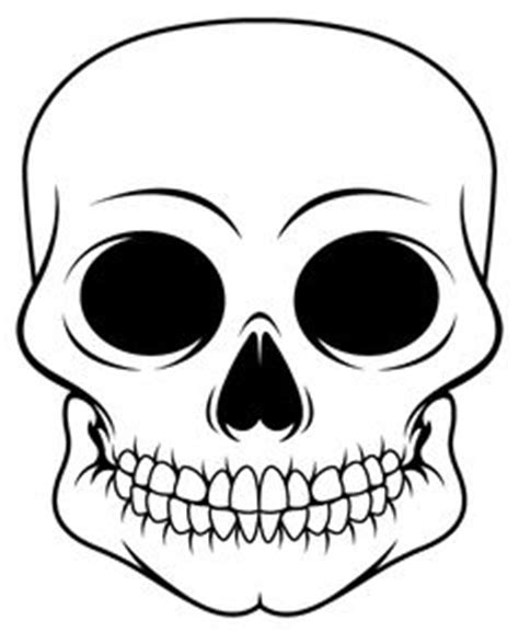 blank sugar skull template megzgraphics on 17 pins