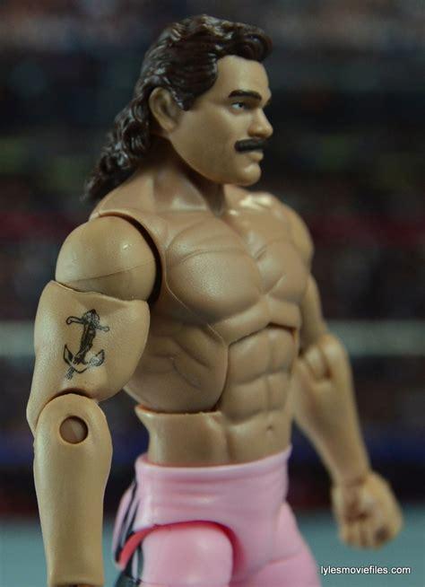 Mattel Elite Ravishing Rick Rude elite 40 ravishing rick rude figure review mattel
