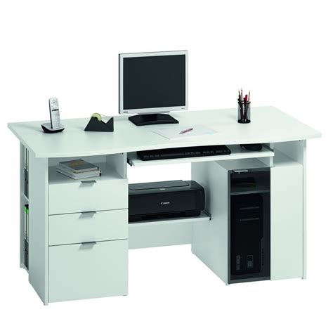 Desk For Computer And Printer 4 Recommended Desks With Printer Storage Homesfeed